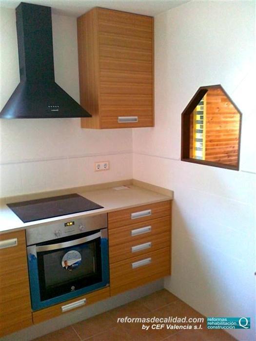 Galer a 3 de fotos de cocinas de dise o y modernas en valencia - Fotos de cocinas de diseno ...