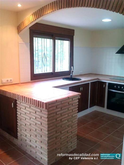 Foto de cocinas integrales 27