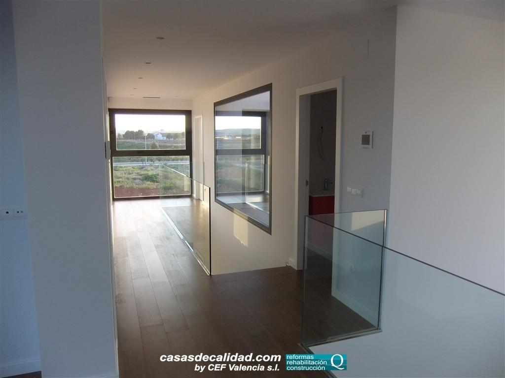 Fotos de estancias interiores y otros elementos de vivienda en albal valencia - Casas en albal ...