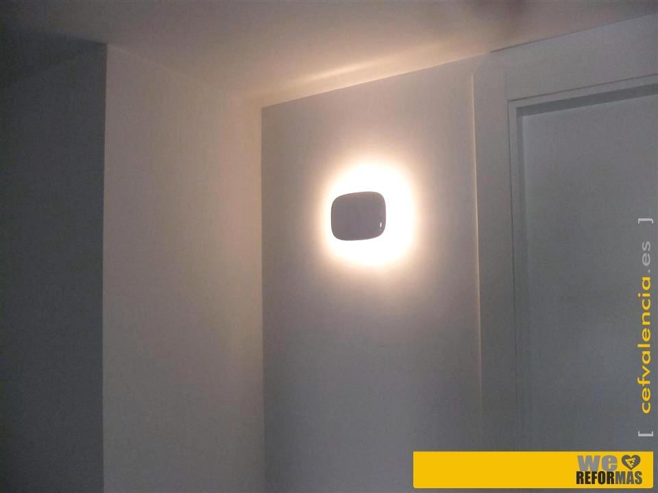 Iluminaci n de vivienda reformada en valencia - Iluminacion en valencia ...