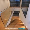 Arranque escalera en zona superior