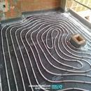 Montaje de suelo radiante en zona estudio