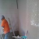 Trabajos de chapado en baño niños