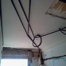 foto1328 Ejecución-Electricidad / tubos previos para puntos de iluminación.