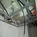 foto1338 Ejecución-Pladur / Trabajos de estructura colocación placas cartón yeso en zona de cocina
