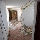 foto1341 Ejecución-Demoliciones / Apertura de huecos para colocación de puertas correderas (estructura previa)