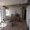 foto1350 Ejecución-Demoliciones / Retirada de separación entre salón y habitración