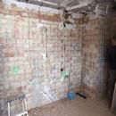 foto1351 Ejecución-Electricidad / Marcaje de puntos electricidad en cocina
