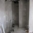 foto1367 Ejecución-Enlucidos / Paredes enlucidas en zona cocina