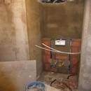 foto1371 Ejecución-Albañilería / Acabado zona inodoro con estructura para WC suspendido