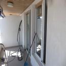 foto1390 Ejecución-Aluminio carpintería / elementos de aluminio desde terraza
