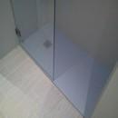 foto1411 Baño-Final / Zona entrada ducha con plato de ducha resina