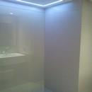 foto1413 Baño-Final / Zona de ducha con iluminación con tiras de led