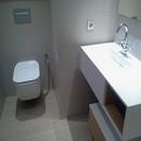 foto1415 Baño-Final / Zona de lavabo junto a inodoro