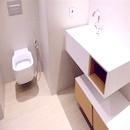 foto1418 Baño-Final / Zona de inodoro y mueble de diseño Porcelanosa