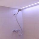 foto1427 Baño-Final / Grifería de ducha en baño de diseña así como iluminación led