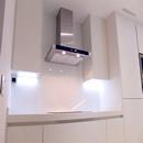 foto1443 Cocina-Final / Vista inferior de cocina en zona de encimera de cocción