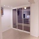 foto1475 Salón-Finales / Vista de comedor y puertas de aluminio desde pasillo