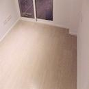 foto1480 Habitación principal-Finales / Vista de pavimento simulación madera en habitación