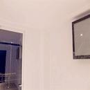 foto1482 Habitación principal-Finales / Vista de paredes enlucidas y pintadas en habitación