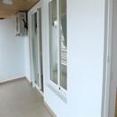 foto1498 Terraza-Finales / Vista general de terraza con ventana y balconera de habitaciones