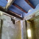 foto1759 Antes-Detalel de forjado con vigas de madera y revoltones