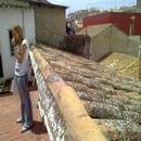 foto1764 Antes-Detalle de cubierta con teja moruna