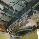 foto1780 Demoliciones-Estado general de estructura en forjado 1 para refuerzo