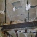 foto1782 Demoliciones-Vista de combinaión vigas metálicas-madera