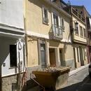 foto1785 Demoliciones-Vista de fachada en el inicio de trabajos de construcción-rehabilitación