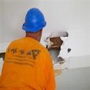 foto1787 Demoliciones-Inicio de catas estructurales para refuerzos posteriores