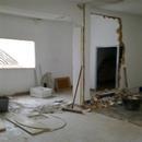 foto1797 Demoliciones-Vista de interiores iniciados los trabajos de demolición interior