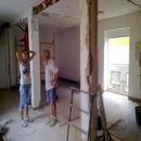 foto1799 Demoliciones-Planta 1ª completamente abierta y exenta de tabiques