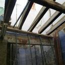 foto1810 Demoliciones-Vigas de madera de cubiertas