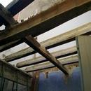 foto1812 Demoliciones-Entramado de vigas de madera