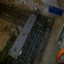 foto1826 Estructuras-Montaje de placas de acero para soldado pilares metálicos