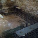 foto1827 Estructuras-Vista de cimentación de la planta baja