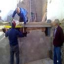 foto1841 Estructuras-Trabajos de colocación y soldado estructuras