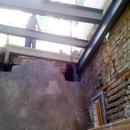 foto1844 Estructuras-Detalles de vigas y pilares metálicos