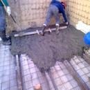 foto1854 Estructuras-Trabajos de hormigonado en forjado antiguo