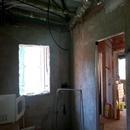 Maestreado paredes en reforma cocina