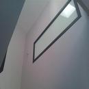 foto2039 Escalera-Aluminio / Detalle tragaluz en escalera hacia salón planta 2ª