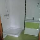 foto2041 Baño-Invitados / Detalle de sanitarios y plato ducha en baño planta 1ª