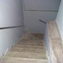 foto2056 Escalera-Mármol / Tramo de subida de planta baja a planta 1ª
