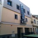 foto2084 Fachada-Monocapa / Vista de fachada completamente terminada
