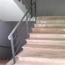foto2100 Escalera-Mármol / Escalera tramo a 2ª piso